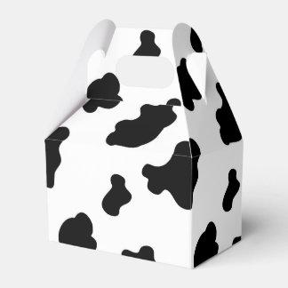 Caixa do favor de partido do teste padrão da vaca