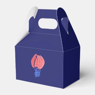 Caixa do favor do frontão dos balões de ar
