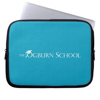 Caixa do laptop da escola de Ogburn Capas De Notebook