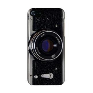 Caixa do metal de Iphone da coleção da CÂMERA do Capa Incipio Feather® Shine Para iPhone 5