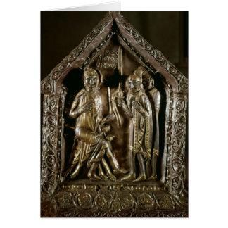 Caixa do relicário dos filhos de St. Sigismund Cartões