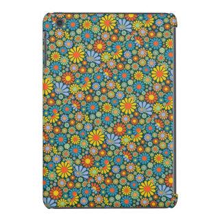Caixa do Retina do iPad floral do estilo do Hippie Capa Para iPad Mini Retina