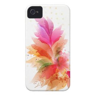 Caixa do speck da arte abstracta 54 capinha iPhone 4