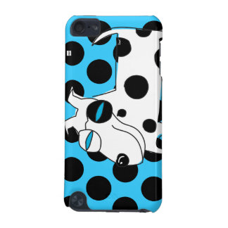 Caixa do speck do ipod touch do cão das bolinhas capa para iPod touch 5G