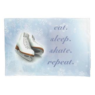 Caixa do travesseiro do patinagem no gelo