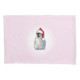 Caixa do travesseiro do pinguim dos bebês do