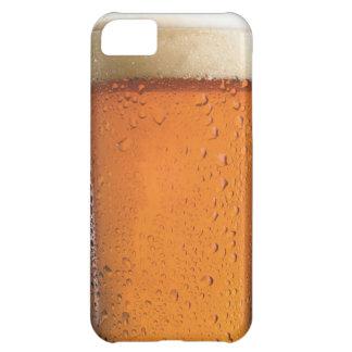 caixa engraçada da cerveja capa para iPhone 5C