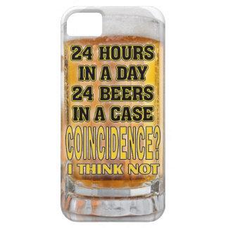 caixa engraçada da cerveja capas para iPhone 5
