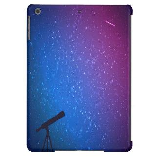 Caixa estrelado do ar do iPad do fundo do céu Capa Para iPad Air