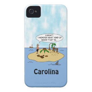 Caixa feita sob encomenda de Blackberry dos Capas Para iPhone 4 Case-Mate