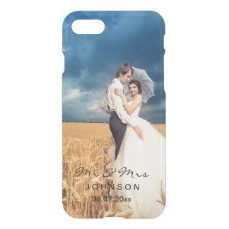 Caixa feita sob encomenda do defletor de Clearly™ Capa iPhone 7