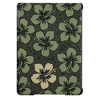 Caixa floral havaiana do ar do iPad do hibiscus da Capa Para iPad Air