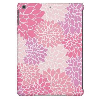 Caixa impressa floral cor-de-rosa do ar do iPad Capa Para iPad Air