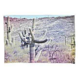 Caixa louca do travesseiro do Saguaro