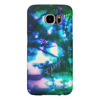 Caixa oriental da galáxia S6 do gótico dos Capa Para Samsung Galaxy S6