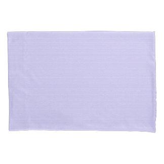 Caixa padrão do travesseiro da textura da lavanda