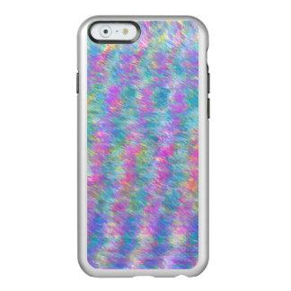 Caixa Pastel bonita do iPhone 6 Capa Incipio Feather® Shine Para iPhone 6