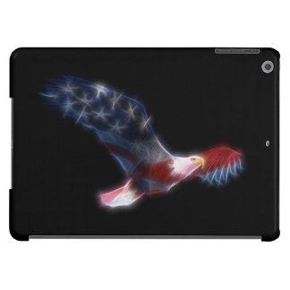 Caixa patriótica do ar do iPad da bandeira da Capa Para iPad Air
