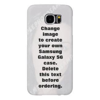 Caixa personalizada da galáxia S6 de Samsung da Capa Para Samsung Galaxy S6