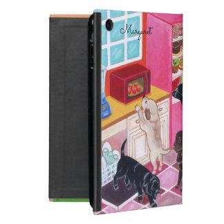 Caixa personalizada do ipad do partido da cozinha capas iPad mini