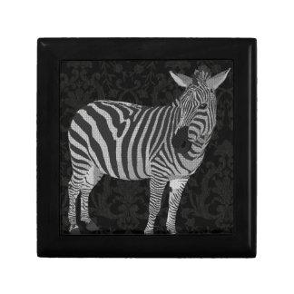 Caixa preta & branca de Zeb Porta Trecos