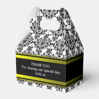 Caixa preta feita sob encomenda do favor do