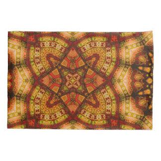 Caixa Quechua do travesseiro de Taquina da mandala