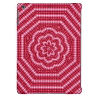 Caixa rosa vermelha do ar do iPad da arte de Digi Capa Para iPad Air
