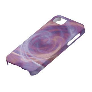 Caixa roxa do iPhone SE/5/5s do fumo Capas Para iPhone 5
