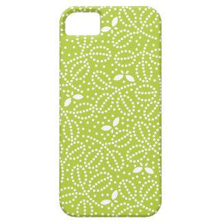Caixa verde Chartreuse do iPhone 5/5S da borboleta Capa Para iPhone 5