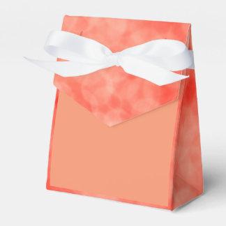 Caixa vermelha do favor com lugar para seu texto