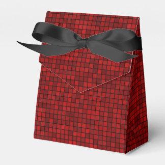 Caixa vermelha do favor do pixel dez