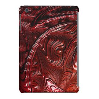 Caixa vermelho escuro do ar de Ipad do design da Capa Para iPad Mini Retina