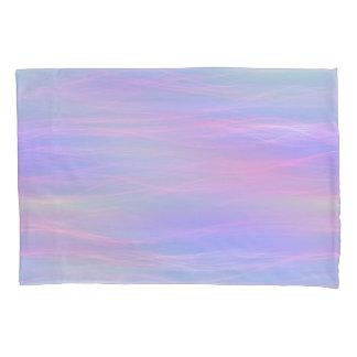 Caixa Wispy do travesseiro do arco-íris