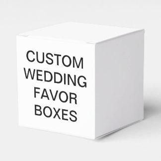 Caixas clássicas personalizadas costume do favor