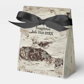 Caixas de presente do casamento da madeira de