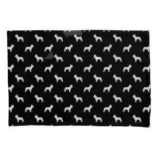 Caixas do travesseiro do cão de Boston Terrier