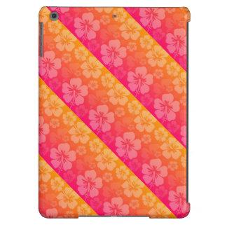 Caixas florais tropicais do ar do iPad do por do Capa Para iPad Air