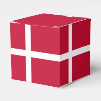 Caixinha Bandeira de Dinamarca