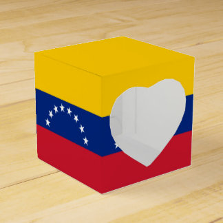 Caixinha Bandeira de Venezuela