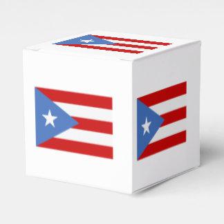 Caixinha Bandeira patriótica porto-riquenha