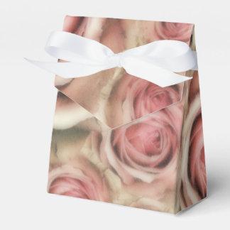 Caixinha Chique elegante do chá de panela dos rosas