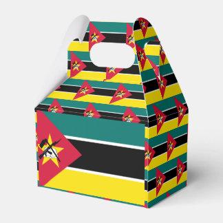 Caixinha De Lembrancinhas Bandeira de Mozambique