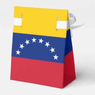 Caixinha De Lembrancinhas Bandeira de Venezuela