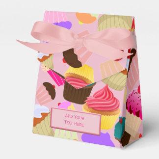 Caixinha De Lembrancinhas Cupcake