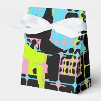 Caixinha De Lembrancinhas Design quebrado do abstrato das formas