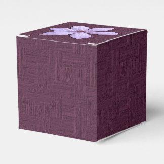 Caixinha De Lembrancinhas Favor/caixa de presente - Clematis do Lilac