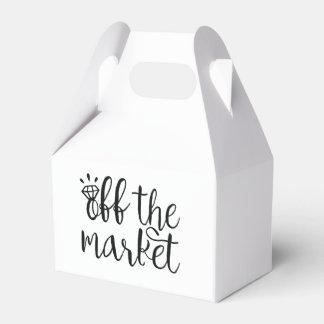 Caixinha De Lembrancinhas Fora do mercado