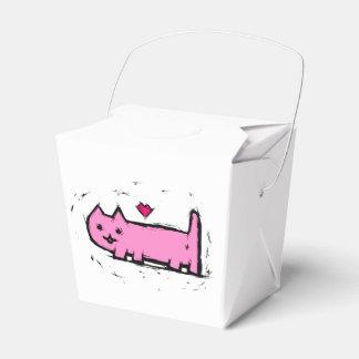 Caixinha De Lembrancinhas Gato riscado