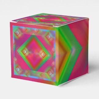 Caixinha De Lembrancinhas Geométrico